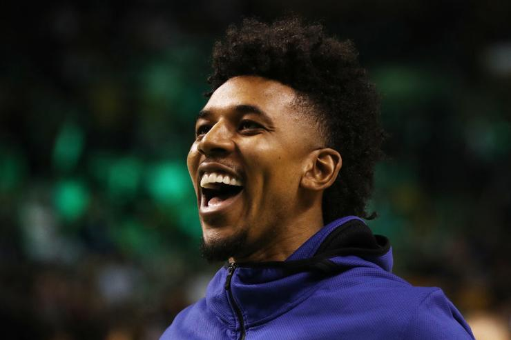 Nick Young on Canada Legalizing Marijuana: 'Everybody Needs to Do Cocaine'