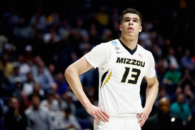 Twitter reacts to Michael Porter Jr's draft slide