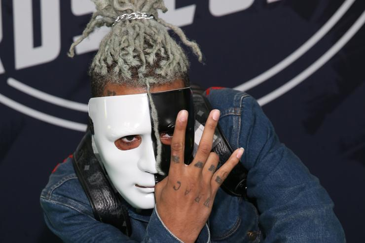 Suspect arrested in shooting of rapper XXXTentacion