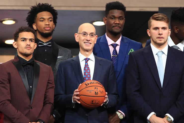 NBA Draft Selections: Tracking the Full List of Picks and Results
