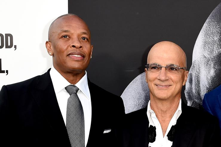 Dr. Dre & Jimmy Iovines