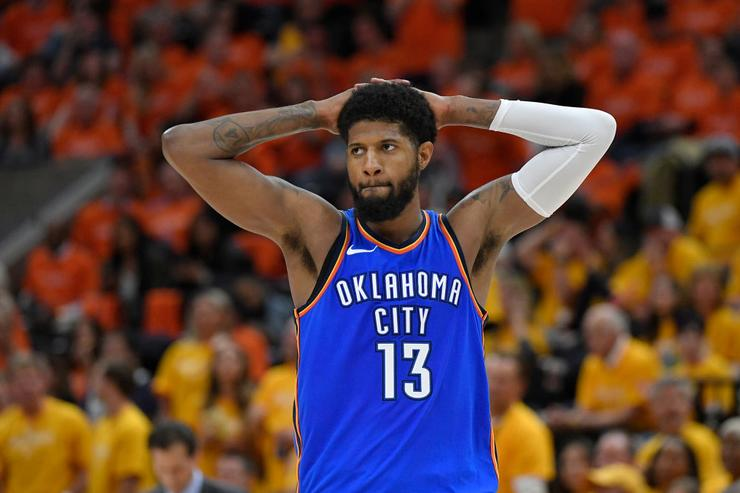 Paul George plan revealed including 'script' for pitch video