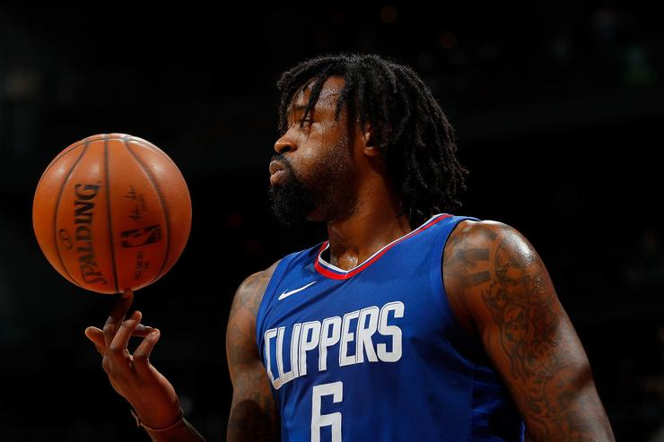 DeAndre Jordan Opts Out of Deal with Los Angeles Clippers