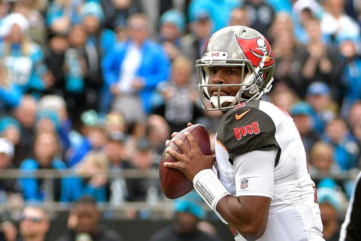 Jameis Winston suspended for three games