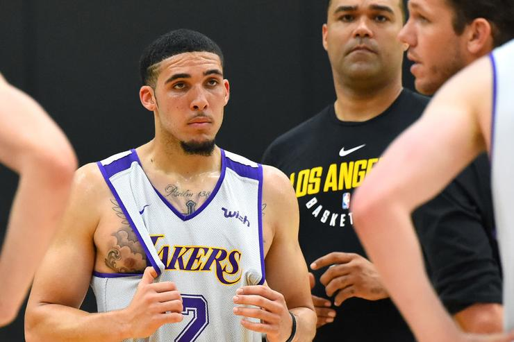 LiAngelo Ball Will Join A Team In LaVar Ball's Junior Basketball Association
