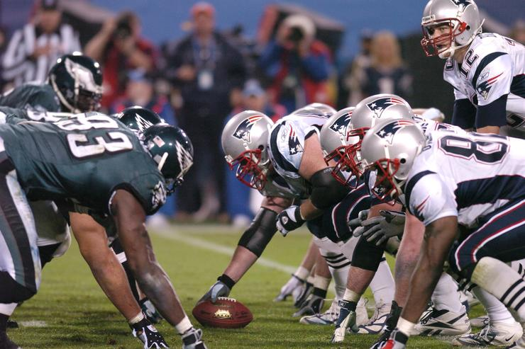 Eagles v Patriots Super Bowl LII