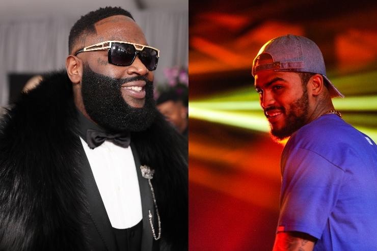 Rick Ross & Dave East