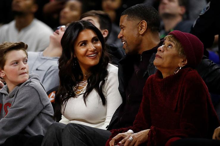 Jalen Rose and Molly Qerim reportedly got married