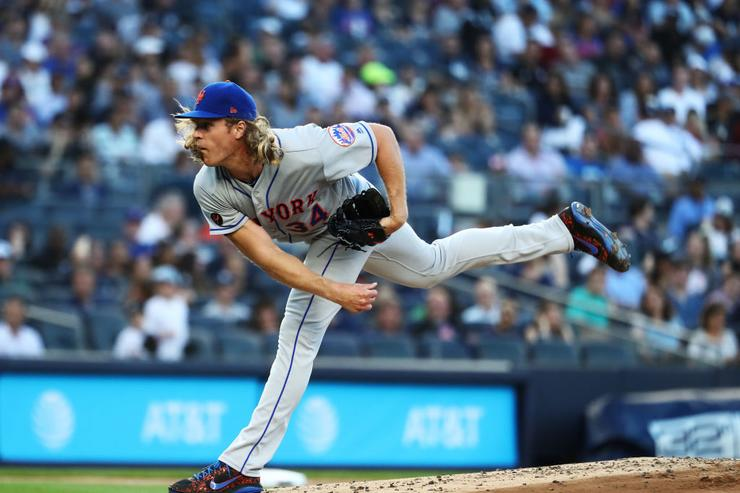 Mets Place Noah Syndergaard On DL With Hand, Foot, And Mouth Disease