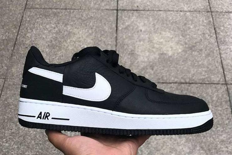Supreme x Comme Des Garcons x Nike Air Force 1 Revealed 294faffdc1