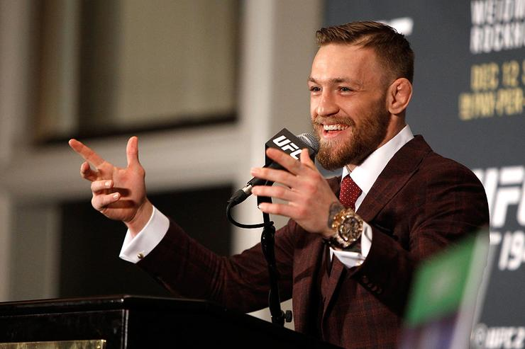 Conor McGregor Issues Statement On Plea Deal