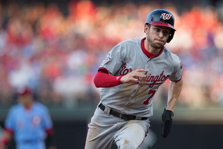 Nationals' Trea Turner sorry for old tweets, calls them 'insensitive'