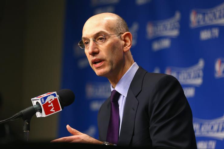 NBA, MGM sign historic sports gambling partnership