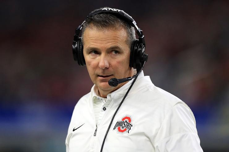 Urban Meyer placed on administrative leave