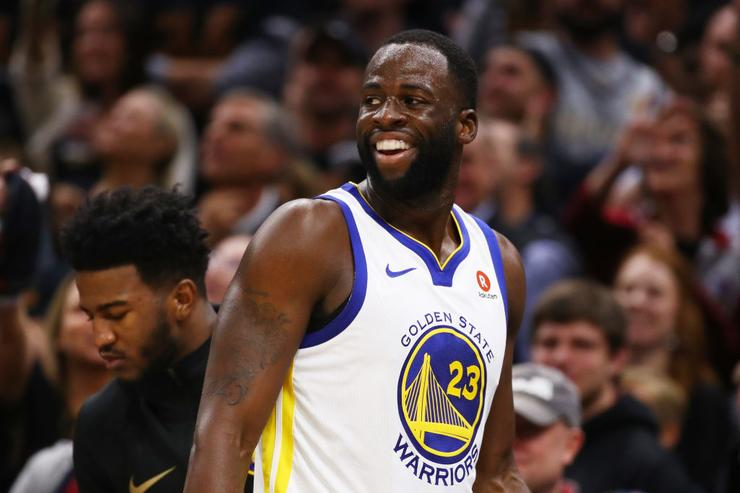 Draymond Green calls Tristan Thompson fight reports 'inaccurate,' clowns Cavs in process