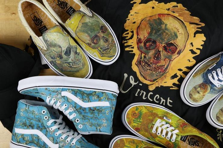 52f72e52142 Van Gogh x Vans Collection Now Available  Purchase Links