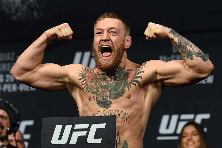 McGregor/Khabib to headline UFC 229