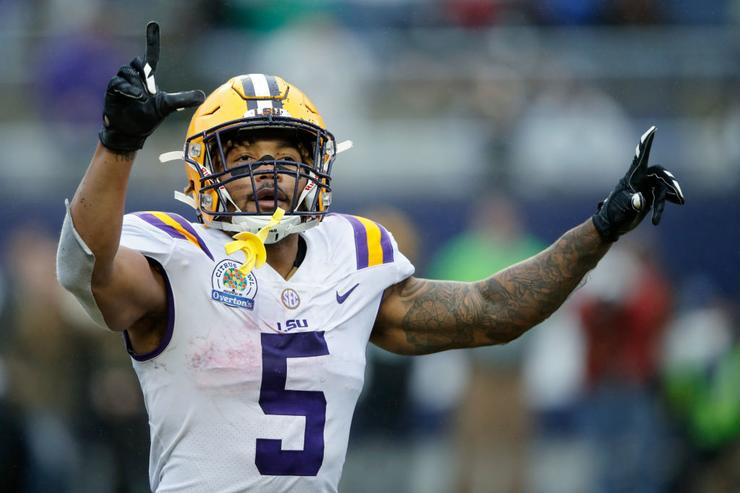 Don't get excited about anyone in Derrius Guice's absence