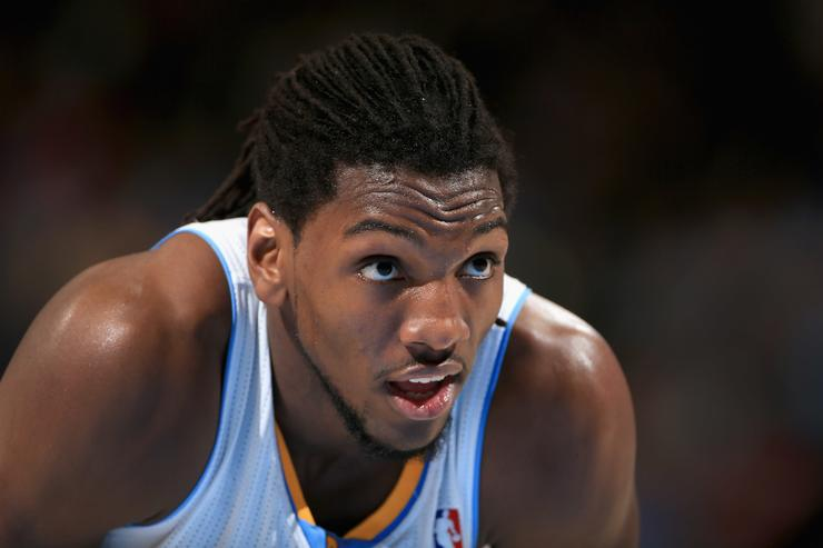 Kenneth Faried arrested in NY for marijuana possesion
