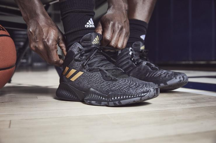 1d551cecc69e26 Adidas Debuts New Sneakers To Be Worn By Donovan Mitchell