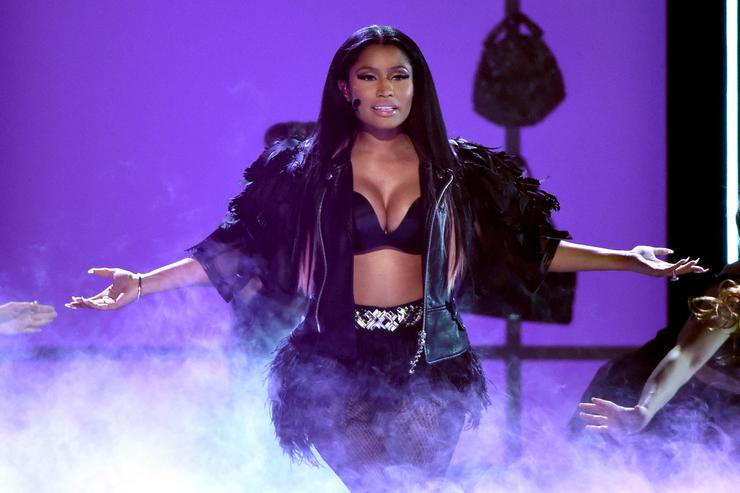 Nicki Minaj Cancels North American Tour Amid Reports of Low Ticket Sales