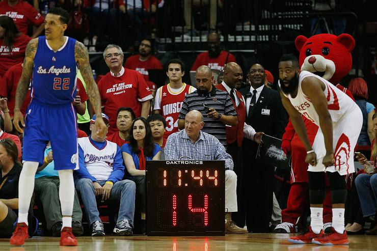 NBA To Reset Shot Clock To 14 Seconds On Offensive Rebounds