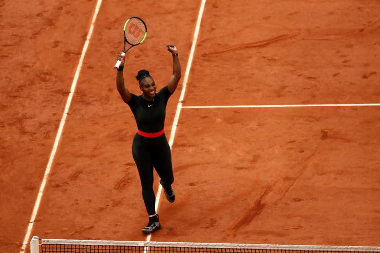 Nike Claps Back At The French Open Banning Serena Williams' Catsuit