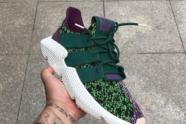 info for 65bbf 12f8d Dragon Ball Z x Adidas Prophere