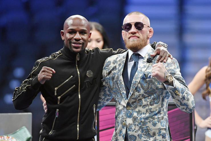 UFC: Conor McGregor turns down Floyd Mayweather's offer to train at gym
