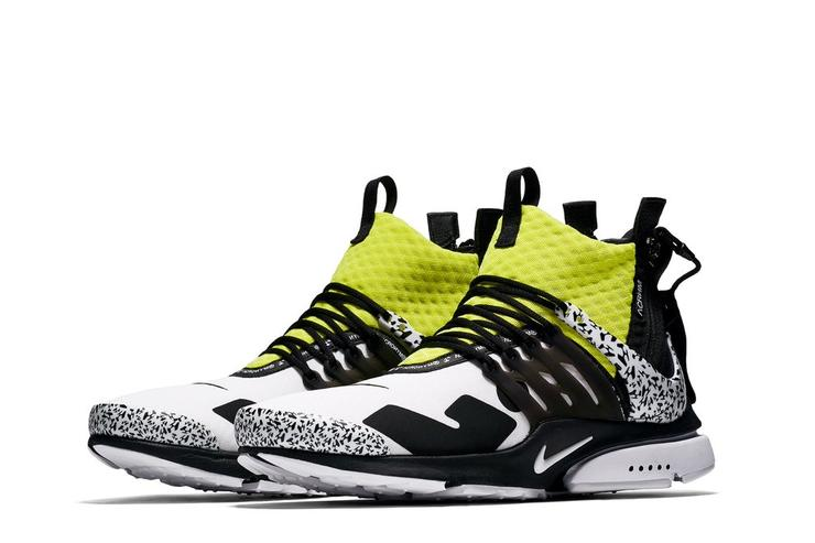 2182f89a0c72 Acronym x Nike Air Presto New Release Date Announced