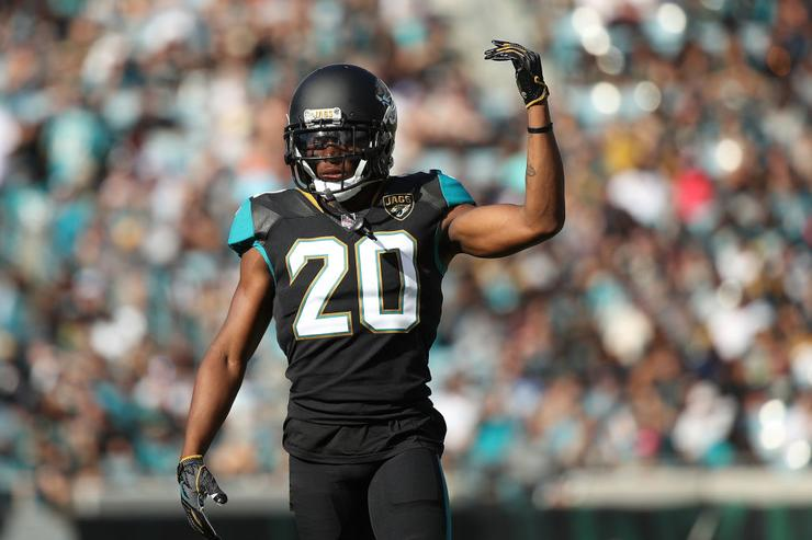 Jaguars' Jalen Ramsey Not Impressed By Rob Gronkowski