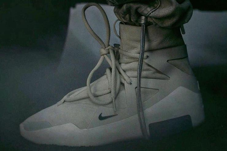 Fear of God x Nike Collab Surfaces  First Look 71fd18c1eb