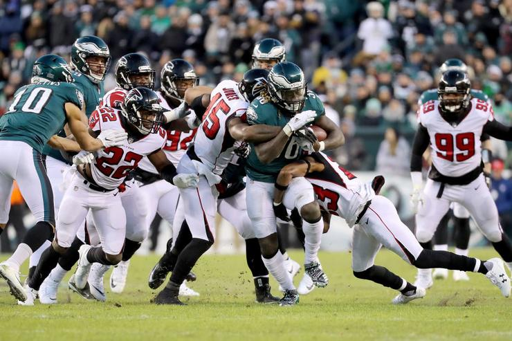 Ratings For Eagles-Falcons Season Opener Was The Lowest In Ten Years