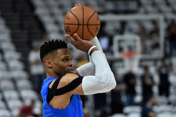 Westbrook could miss season opener after knee surgery