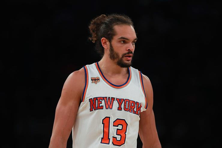 Knicks expected to part ways with Noah before season
