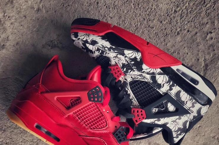 Two New Air Jordan 4 Colorways Revealed  First Look 2a0000198
