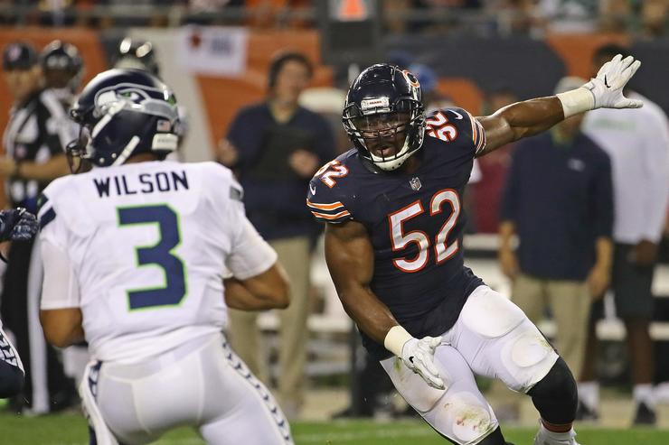Bears hold on against Seahawks