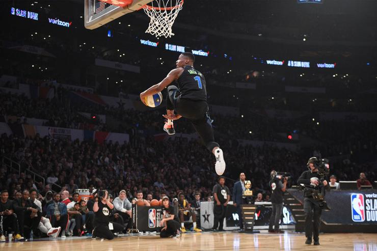 Dennis Smith Jr. Says He Won t Do Dunk Contest   Not With The Gimmicks  066f1f74f751