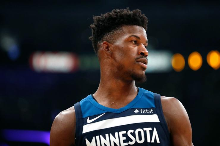 Jimmy Butler wants to be traded to Heat, report says