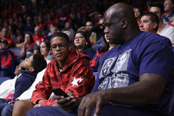 Shaq's son Shareef O'Neal to undergo heart surgery
