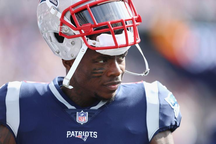 Patriots WR Josh Gordon: