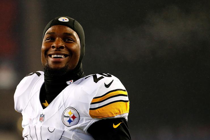 Eagles interested in acquiring Steelers RB Le'Veon Bell