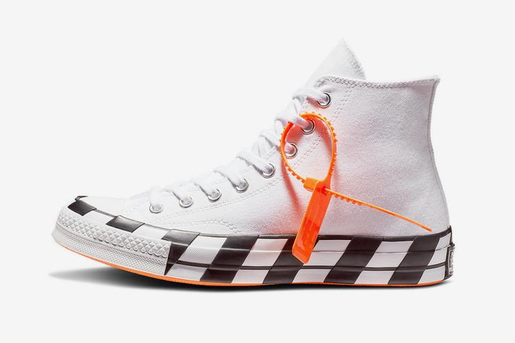 Off-White x Converse Chuck 70 Release Details Announced f75ffe177