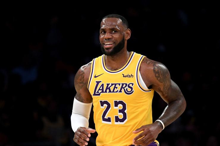 LeBron James Reported Hired 10 Armed Guards For His Home