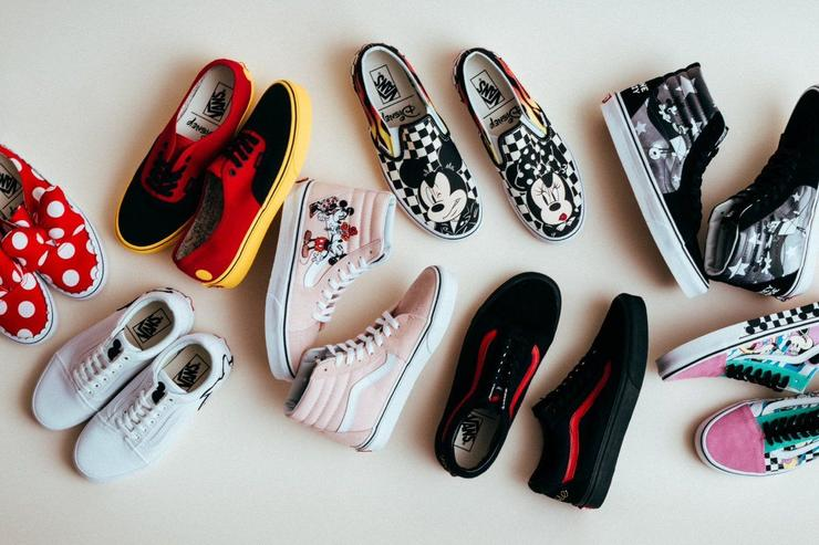 Disney x Vans Mickey Mouse Collection Now Available bda17ecdd