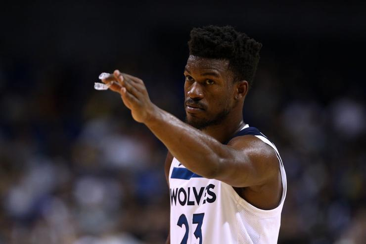 Butler reiterates trade request to Thibodeau