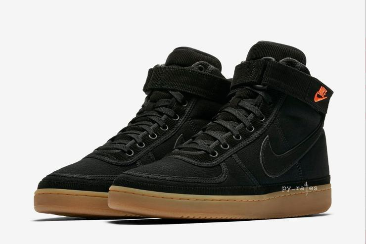 outlet store b3406 eb415 Carhartt x Nike Vandal High Supreme In The Works First Look