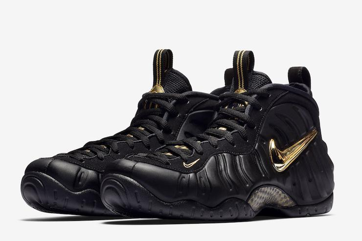 watch 6d6cd d945c ... coupon code for nike air foamposite pro black metallic gold gets  november release date c3f1a 7073b