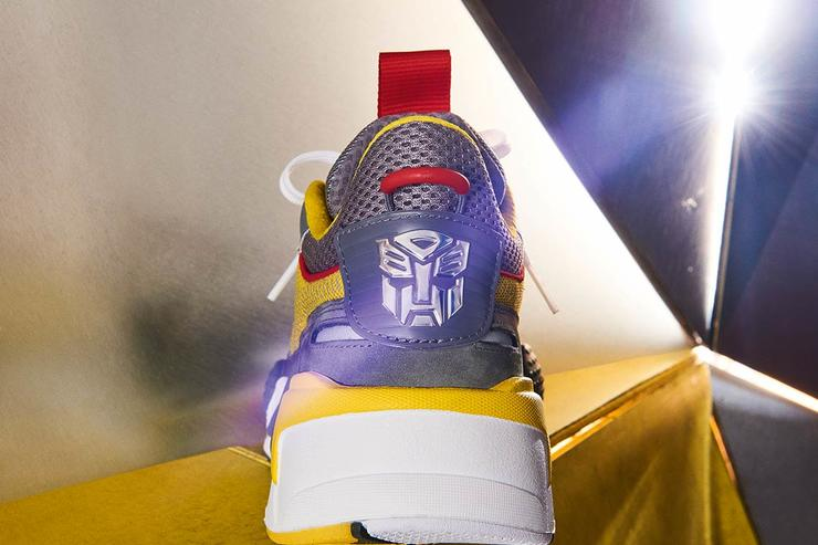 c79f9666827 Transformers x PUMA Sneaker Collection Coming Soon
