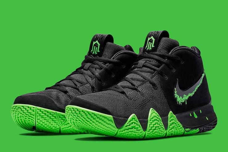 nike kyrie 4 quothalloweenquot releasing today purchase links